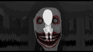 getlinkyoutube.com-SLENDER MAN VS JEFF THE KILLER (ANIMACION HD CC)
