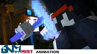getlinkyoutube.com-DanTDM vs CaptainSparklez (Minecraft Animation) [SPECIAL 1K SUBS!]