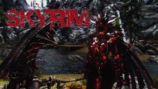 getlinkyoutube.com-Skyrim Mod: Dark Knight & Paladin Transform (HD)