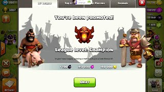 Clash of Clans - Champion's League @ TH7