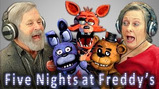getlinkyoutube.com-ELDERS REACT TO FIVE NIGHTS AT FREDDY'S