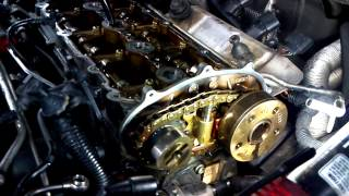 getlinkyoutube.com-Audi/VW 2.0L T Cam chain issues