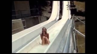 getlinkyoutube.com-Girl Loses Bikini at Waterpark