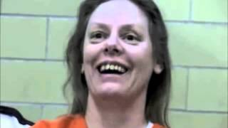 getlinkyoutube.com-Aileen Wuornos - Totally Insane A Day Before Her Execution