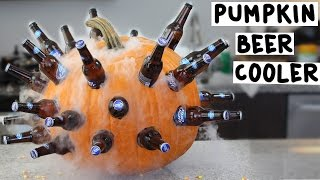 getlinkyoutube.com-Pumpkin Beer Cooler - Tipsy Bartender