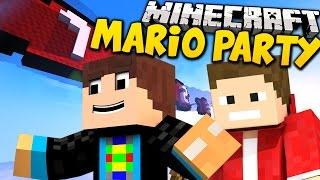 WEHE DU HACKER! - Minecraft Mario Party