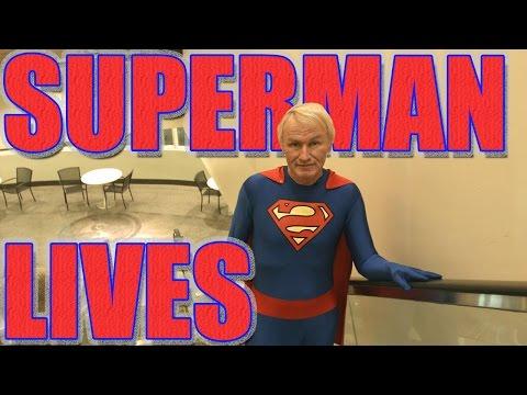 Superman Lives | Bad Weather Films