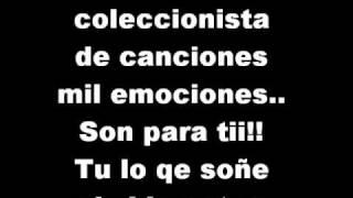 getlinkyoutube.com-Coleccionista de canciones - Camila (Letra)