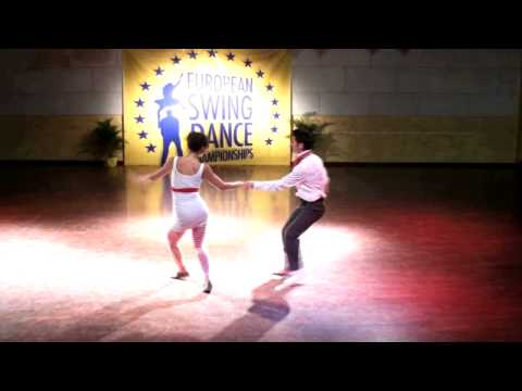 ESDC 2011 -  LINDY HOP Classic (Vinnie &amp; Caroline)