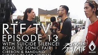 getlinkyoutube.com-RTF TV - EPISODE 13 WITH SUICIDE SILENCE! (CIREBON, MEDAN & BANDUNG)