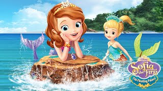 getlinkyoutube.com-Sofia the First - Full Episode of The Floating Palace Storybook (Disney Jr. App for Kids) - English