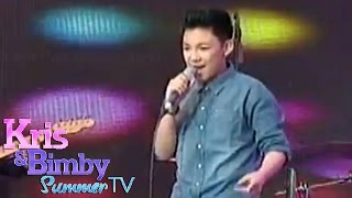 "getlinkyoutube.com-Darren Espanto sings ""Sugar"" by Maroon 5"