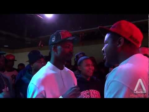 ALPHA LEAGUE PRESENTS: DYCE ROLLA VS ANUBIS