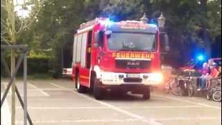 getlinkyoutube.com-4 Neue Fahrzeuge für die Feuerwehr Niederzier