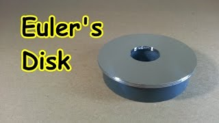 getlinkyoutube.com-The Euler's Disk - Homemade