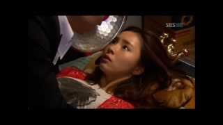 getlinkyoutube.com-Fashion King ep 8 Shin Se Kyung kiss!!