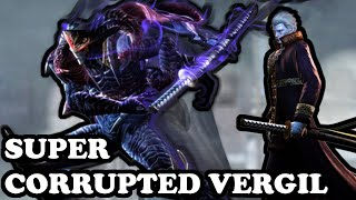 getlinkyoutube.com-Devil May Cry 4 Special Edition - Super Corrupted Vergil GAMEPLAY - PS4
