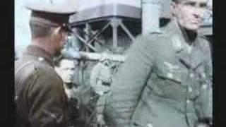 getlinkyoutube.com-WW II : RARE COLOR FILM : BATTLE FOR NORWAY : PART 3 OF 3