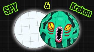 """getlinkyoutube.com-Agar.io - LEVEL 100 // """"SPY"""" & KRAKEN GAMEPLAY (EPIC)"""