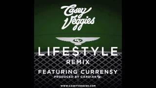 Casey Veggies - Life$tyle (remix) (ft. Curren$y)