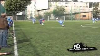 طفل بولندي بمهارات كرة قدم خارقة ورائعة موهوب جداً