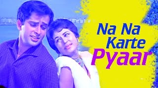 getlinkyoutube.com-Na Na Karte Pyaar - Shashi Kapoor - Nanda - Jab Jab Phool Khile - Evergreen Bollywood Hit Songs