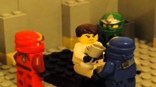 getlinkyoutube.com-Lego - Boba Fett VS Ninjas