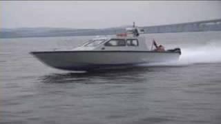 """getlinkyoutube.com-GMD - 12m 50 Knot Patrol Boat """"V-Marlin"""""""