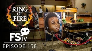 Ring of Fire On Free Speech TV | Episode 158 - Michael Brown, One Year Later