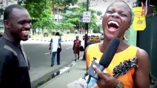 getlinkyoutube.com-Nigeria: Funny Street Quiz! (Prize: N100 Recharge Card!)
