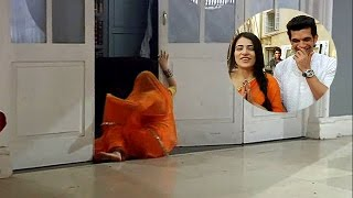 getlinkyoutube.com-Meri Aashiqui Tumse Hi 20th April 2015 Full Episode | Ishani Falls badly during Shooting