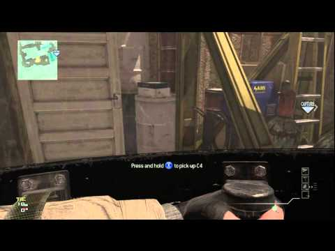 NEW MW3 Hardhat Glitch! (Best Trickshot Spot!)