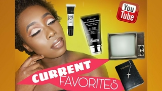 CURRENT FAVORITES (or this could be monthly but idk lol)! BEAUTY, TV, YOUTUBE, FAITH |BEAT FOR CHEAP