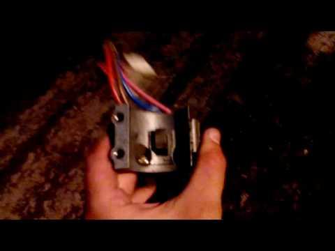 Замена замка зажигания иж-2126