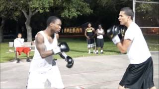 getlinkyoutube.com-Street Boxing!