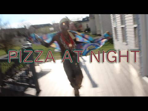 Pizza At Night music video by Paperboy Prince of the Suburbs