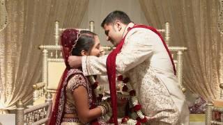 getlinkyoutube.com-Paroo & Anish Wedding 23rd Oct 2011 Most Watched Wedding video, Kat films