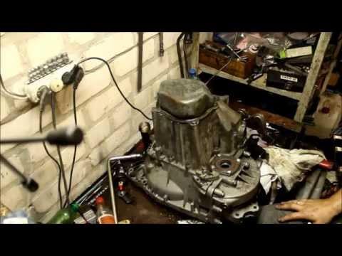 Ремонт КПП Peugeot Boxer