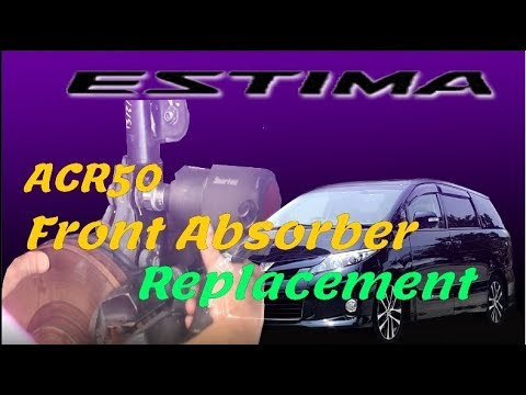 ABSORBER REPLACEMENT | Toyota (ACR50)