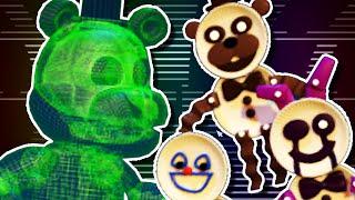 getlinkyoutube.com-VIRTUA-FREDDY & THE PAPERPALS!! | FNAF World #5
