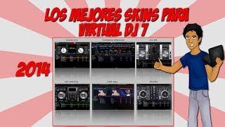 getlinkyoutube.com-Como descargar e instalar Pack de SKINS para virtual DJ 7 (2016)