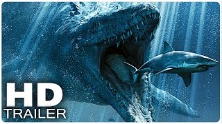 getlinkyoutube.com-Jurassic World Alle Trailer (Jurassic Park 4 Trailer German Deutsch) 2015