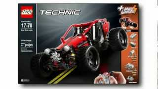 Lego Technic Urban Buggy