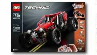 getlinkyoutube.com-Lego Technic Urban Buggy