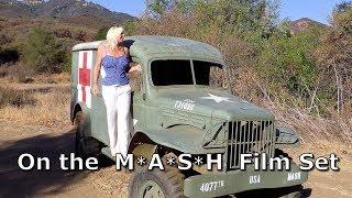 getlinkyoutube.com-M*A*S*H - Getting to the MASH 4077 film set location in Malibu Creek State Park California.