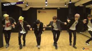 getlinkyoutube.com-Teen Top - Rocking (Dance Practice)