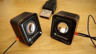 getlinkyoutube.com-Change Ericsson MPS-70 into USB Speakers