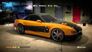 getlinkyoutube.com-Need For Speed 2015: Tokyo Drift Hans RX-7