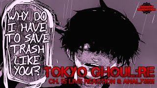 getlinkyoutube.com-Tokyo Ghoul:Re Ch. 55 LIVE REACTION & Analysis: Ishida has NO Chill!