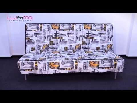 Sofá cama de Libro Clic Clac. Calidad a buen precio